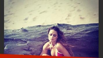 Lola Ponce, una diosa argentina en las playas de Miami (Foto: Instagram).