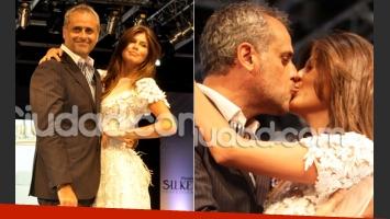 Jorge Rial y Loly Antoniale con fecha de casamiento (Fotos: Ciudad.com).