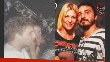 Eugenia Tobal, enamorada de Santi Aysine (Fotos: Crónica y Twitter).