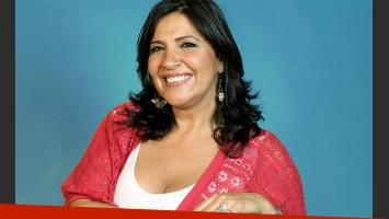 La Negra Vernaci, la favorita del jurado de Tu cara me suena. (Foto: Web)