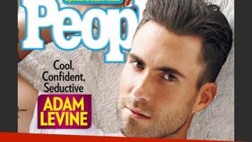 Adam Levine es el hombre más sexy de 2013 según la revista People. (Foto: People)