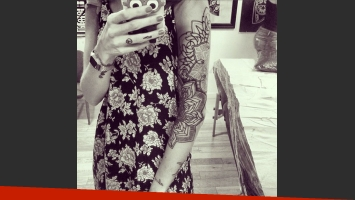 Candelaria Tinelli y un impactante nuevo tatuaje (Foto: Web)