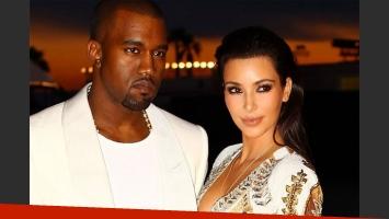 Kanye West le prohibirá a Kim Kardashian hacerse cirugías plásticas si se casan. (Foto: Web)