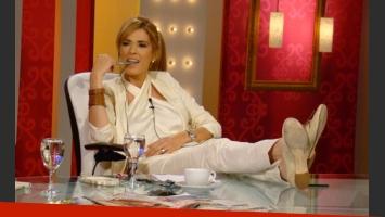 Viviana Canosa y su ultimátum: ¿vuelve a las 17hs por Canal 9? (Foto: archivo Web)