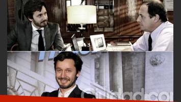 Benjamín Vicuña vuelve a Farsantes. (Foto: prensa y Ciudad.com)
