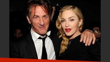 Madonna: ¿Dejó a su joven novio para volver con Sean Penn? (Foto: Web)