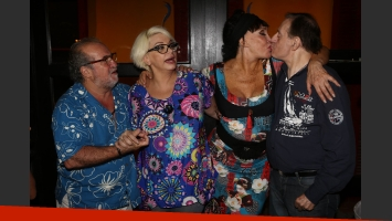 Se estrenó la revista Brillantísima en Mar del Plata (Foto: Prensa Faroni).