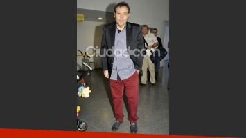 Marcelo Palacios, tras bajar 60 kilos. (Fotos: Ciudad.com)
