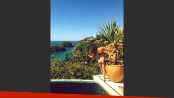 Lea Michele deja atrás el dolor y se muestra súper sexy. (Foto: @msleamichele)