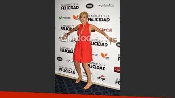 Inés Estévez regresó a la actuación con el protagonico de El misterio de la Felicidad. (Foto: Jennifer Rubio)