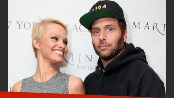 Pamela Anderson se casó con su ex marido Rick Salomon. (Foto: Web)