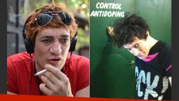 Pity Alvarez y un nuevo escándalo: detenido por tenencia de drogas. (Fotos: Web)