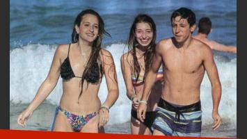 Rodrigo Noya presentó a su novia: