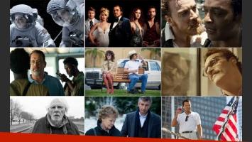 Los premios Oscar: los candidatos a mejores películas y actores son… (Foto: web)