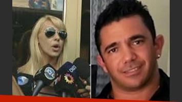 Mónica Farro y su confianza ciega para con Juan Suris. (Fotos: Captura TV y Web)