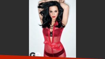 ¿Cómo logró Katy Perry tener grandes senos? (Foto: Revista GQ)
