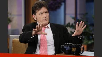 Charlie Sheen simuló un accidente para no ir a un programa de TV. (Foto: Web)