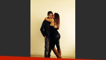 Julieta Camaño y Francisco Capozzo festejaron 9 meses de amor en Miami. (Foto: Julieta Camaño)