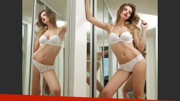 Eugenia Suárez luce preciosa en su última campaña publicitaria (Fotos: Sweet Lady).