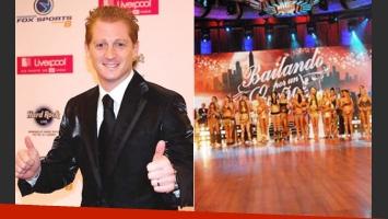 Martín Liberman será parte de Bailando 2014. (Fotos: Web e Ideas del Sur)