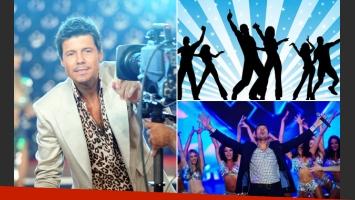 La lista de 27 famosos confirmados para el Bailando 2014. (Fotos: Web)
