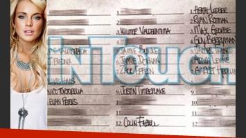 Lindsay Lohan: Revelan la lista de los famosos que se acostaron con la actriz. (Foto: Web/ InTouch)