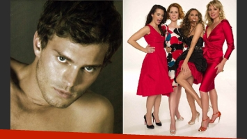 50 sombras de Grey: Jamie Dornan, se inspira en Sex and The City para sus escenas de sexo. (Foto: Web)