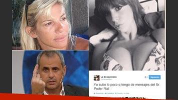 Mariana Lestelle apuntó contra Marianela Mirra: ¡mirá la enigmática respuesta de Jorge Rial! (Fotos: Web y Twitter)