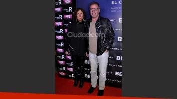 Los famosos no se quisieron perder la avant premiere de Betibú (Fotos: Jennifer Rubio).
