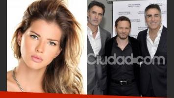 La China Suárez, enfrentada a sus ex representantes de Multitalent (Fotos: Web y Archivo Ciudad.com).