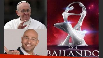Adelanto del Gran Bailando: El Papa