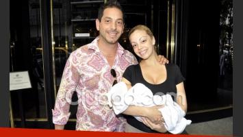 Ariel Diwan, pareja de Gisela Bernal, fue secuestrado y liberado (Foto: Archivo Ciudad.com).