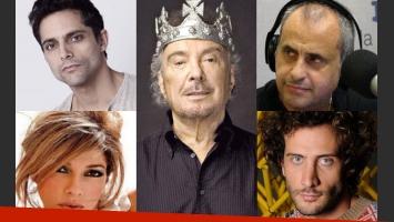 Los famosos despidieron al gran Alfredo Alcón en Twitter (Fotos: Web).