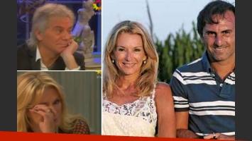 Beto Casella no para con su pelea mediática con Yanina Latorre. (Fotos: Captura TV y Web)