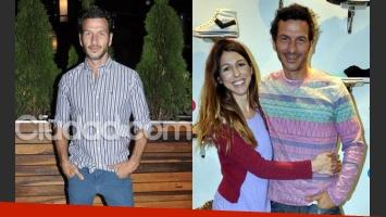 Federico Amador sueña con tener dos o tres hijos con Florencia Bertotti. (Fotos: Ciudad.com y Web)