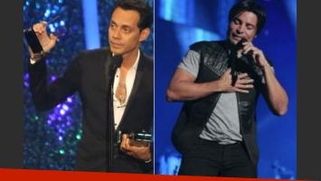 La Lista de los ganadores de los Premios Billboard de la Música Latina 2014. (Foto: EFE)