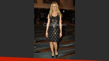 Mercedes Ninci, nominada por su labor en radio. (Foto: Jennifer Rubio-Ciudad.com)
