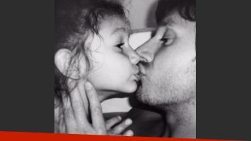Benjamín Vicuña y Pampita, el emotivo recuerdo de su hija Blanca. (Foto: Twitter)