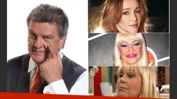 Luis Ventura les contestó a Vero Lozano, Laura Ubfal y Silvia Süller. (Foto: Web)