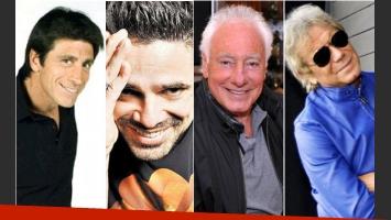 Nicolás Repetto, Beto Casella, Guillermo Coppola, Luciano Castro… ¿se calzan las plumas?