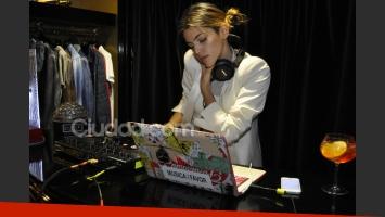 Calu Rivero y su set como DJ. (Foto: Jennifer Rubio-Ciudad.com)