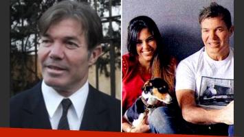 Preocupación por la salud de Fernando Burlando: fue internado de urgencia.