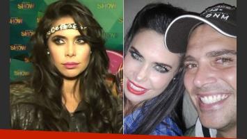 Sabrina Rivelli y Matías Alé, intoxicada (Foto: Web)