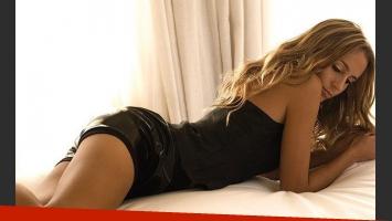 Gisela Dulko, la mujer de Fernando Gago. (Foto: Web)