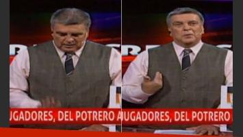 Luis Ventura habló en Secretos Verdaderos.