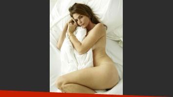 Cindy Crawford: se filtraron fotos de la ex modelo desnuda a los 48 años y… ¡sin Photoshop! (Foto: Web)