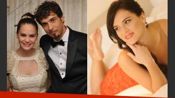 En noviembre, Luz Cipriota se había casado en Las Vegas con Dante Spinetta. (Fotos: archivo Web)