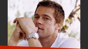 Brad Pitt le hace un regalo a un amigo que costó… ¡37 mil dólares! (Foto: Web)