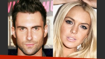 Adam Levine habló de la famosa lista de Lindsay Lohan: ¿tuvo sexo con la actriz? (Foto: Web)