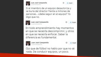 Juan José Campanella opinó del Pocho Lavezzi (Foto: Twitter)